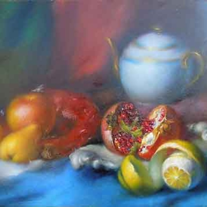 paintings Still lifes